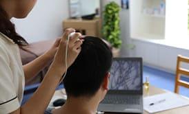 当社製品と施術で遺伝的な薄毛を解決