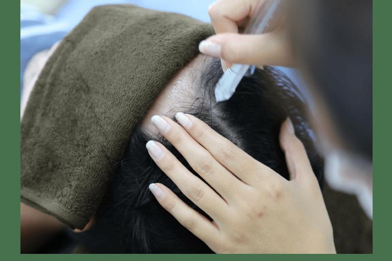 毛穴の奥まで皮脂や角栓を徹底除去